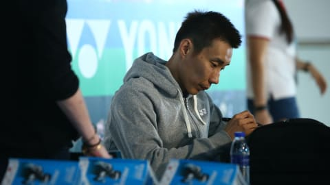 Lee Chong Wei offered Malaysian mentorship role