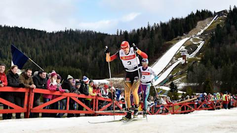Individuel 15km (H) | Coupe du Monde FIS - Chaux Neuve