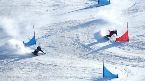 Parallel Giant Slalom | FIS World Cup - Carezza