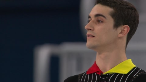Javier Fernandez (ESP) | Men's Figure Skating - Sochi 2014 Replays
