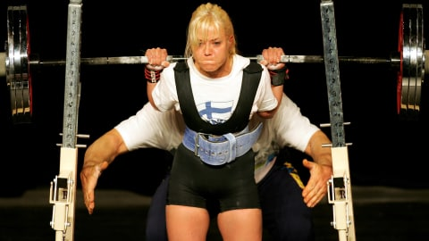 Women's 57kg | World Open Championships - Halmstad
