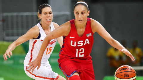 Diana Taurasi: My Rio Highlights