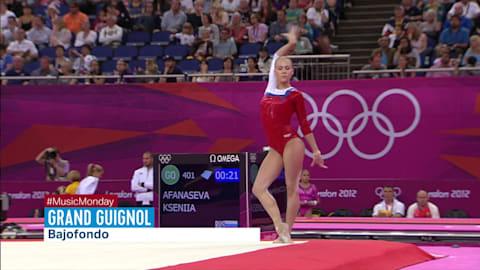 Artistic Gymnastics: Bajofondo - Grand Guignol | Music Mondays