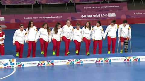 Damen Finals - Futsal | OJS 2018 Highlights