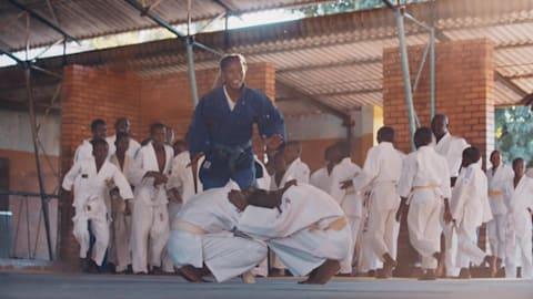 Judo por el mundo - Zambia