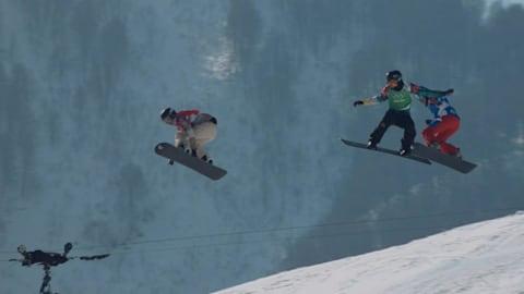 Women's Snowboard Cross - Snowboard | Sochi 2014 Replays