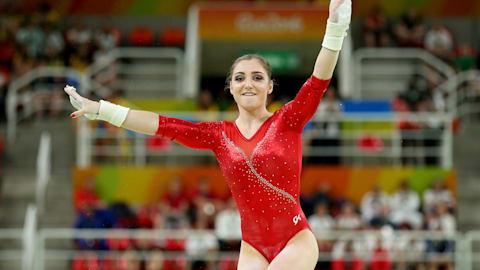Double Olympic champion Aliya Mustafina fighting for supremacy