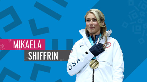 Mikaela Shiffrin: My PyeongChang Highlights
