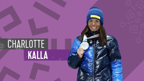 Charlotte Kalla: My PyeongChang Highlights