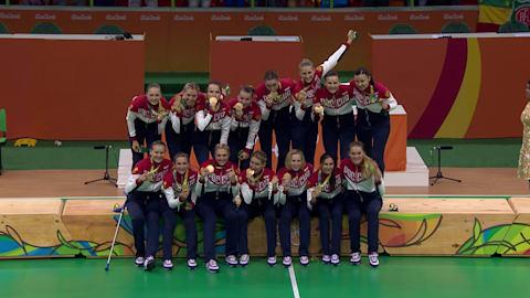 Women's Handball Final | Rio 2016 Replays