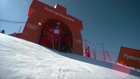 أول نرويجي ينال ذهبية الانحدار | التزلج الألبي