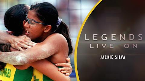 La Brésilienne Jackie Silva (long)