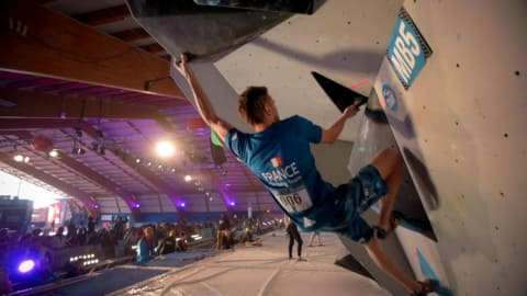 Boulder Men Semi-Final | IFSC World Championships -Innsbruck