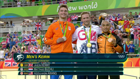 Rio Replay : Finale hommes de keirin