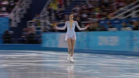 Carolina Kostner (ITA) | Patinaje artístico femenino - Reviviendo Sochi 2014