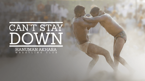 The fight is for life in India's oldest wrestling club