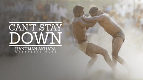 En el club de lucha más antiguo de la India, la lucha es por la vida