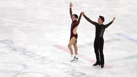 Tessa Virtue and Scott Moir hang up skates on sparkling career