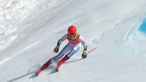 Women's Giant Slalom, 2nd Run - Alpine Skiing | PyeongChang 2018 Replays