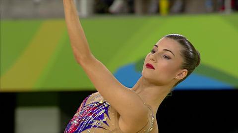 Rhythmic gymnastics: Lady Gaga - Americano | Music Mondays