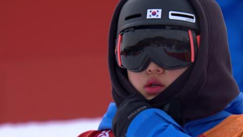 Halfpipe (F), Qualificatórias - Snowboard | Replays de PyeongChang 2018