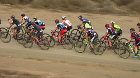 Radsport: 2018 Absa Cape Epic - Westkap, Südafrika. 1. Etappe