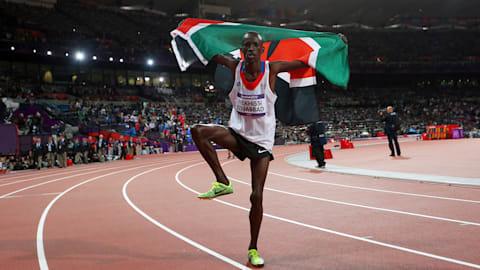 السجل الفريد لكينيا في سباقات الموانع