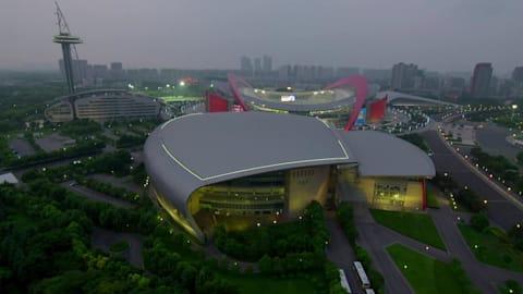 5º Dia - Finais - Noite - Atletismo Integrado | JOJ Nanquim 2014