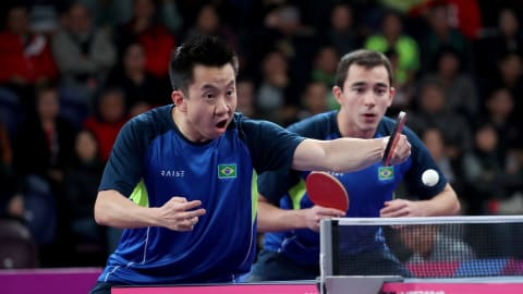 Doppel Finals | ITTF Challenge Plus Open - Asuncion
