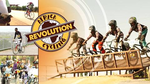 Les stars sud-africaines du BMX se forgent à Velokhaya