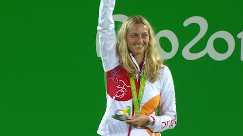 Kvitova v Keys, Tennis Women's Singles Bronze Medal Match | Rio 2016 Replay