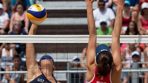 Damen Finals - Beachvolleyball  | Buenos Aires 2018 OJS