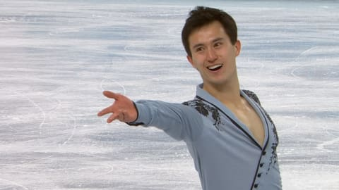 El patinador Patrick Chan aspira lograr un 10º título muy especial