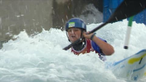 Rio 2016 Women's Kayak - Heat 2