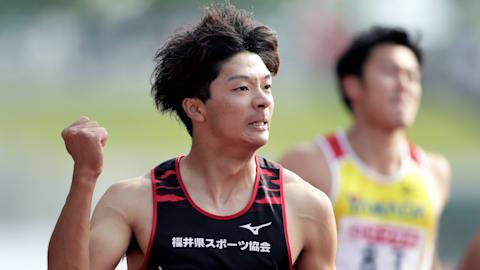 金井大旺:14年ぶりに日本記録を更新し、東京五輪後は歯科医を目指すハードラー