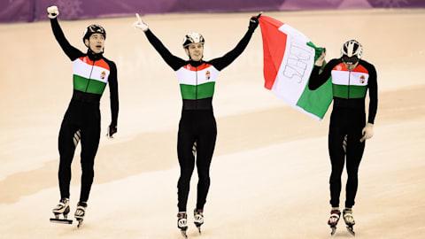 Hongrie - Highlights en or de PyeongChang 2018