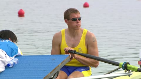 Single Sculls Men | Rowing @ Beijing 2008