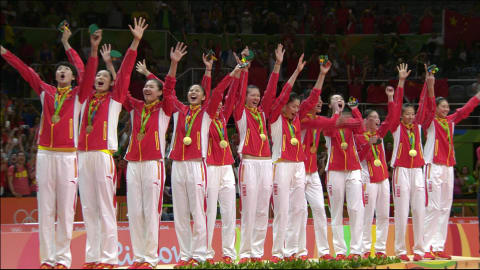CHN vs SRB, Women's Volleyball Gold Match | Rio 2016 Replays