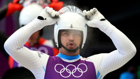 In Their Own Words: India's unlikely Luge legend 'keeps the good feeling'