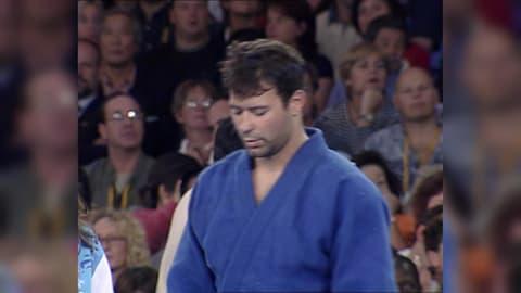 Judo @ Sydney 2000 - Men's 100Kg Bronze medal match 2