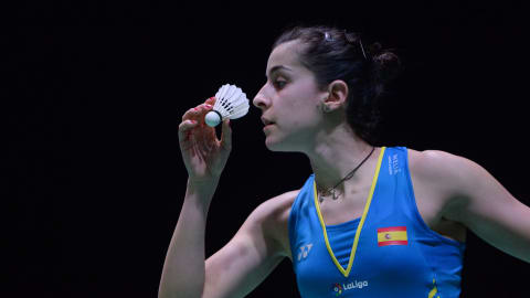 Olé! Historic Four-in-a-row for Carolina Marin in Hometown Huelva
