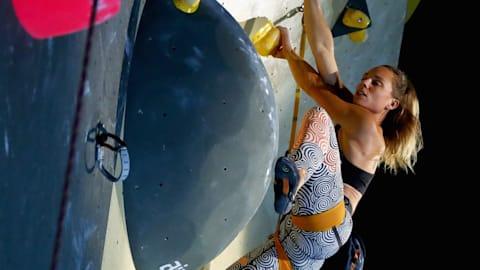 领攀半决赛 | IFSC 世界杯领攀和速攀 - 厦门