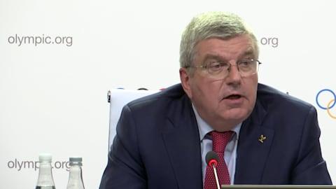Thomas Bach über die Verpflichtung des IOC gegenüber den Boxern der OJS