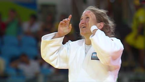 Cauldron lighter Paula Pareto on combining judo and medicine