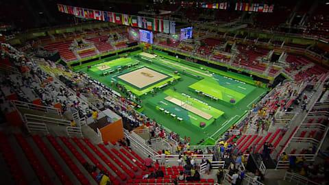 Gymnastics Artistic: M Floor, W Vault, M Pommel, W Uneven | Rio 2016 Replays
