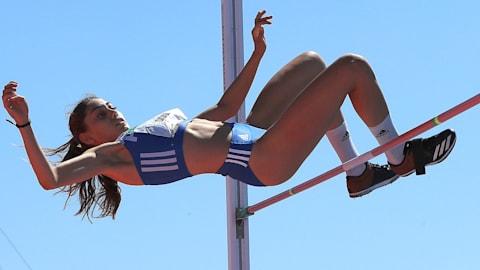 Salto em Altura, Revezamento, Salto Longo |Atletismo - Universiade - Nápoles