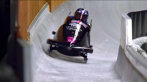 Heat 1 - Two-Man Bobsleigh | PyeongChang 2018 Replays