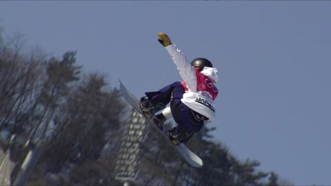 Big Air Femmes Phase Finale - Snowboard | Replay de PyeongChang