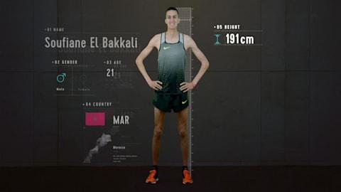 Anatomia de um Atleta de Corrida: Como o físico de El Bakkali o ajuda?