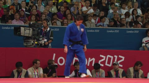 Judo @ London 2012 - Women's 63Kg Bronze medal match 1